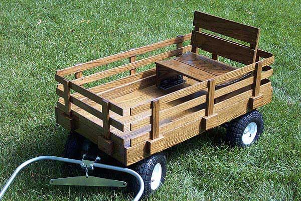 Build a wagon